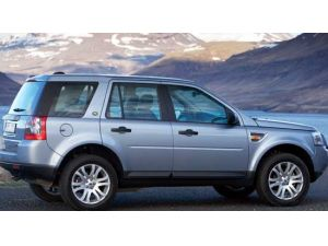 Land Rover FREELANDER 2  TD4 E AT
